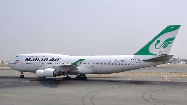 توقف پروازهای شرکت ماهانایر به پاریس از اول آوریل