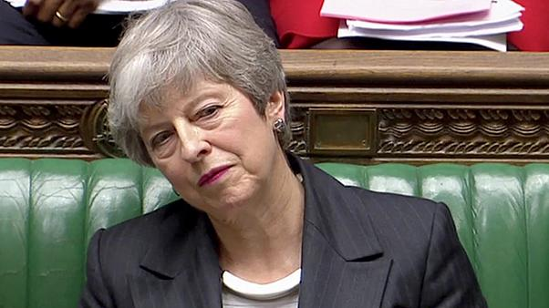 May calls on MPs once again to back her Brexit deal and tells Britons 'I'm on your side'