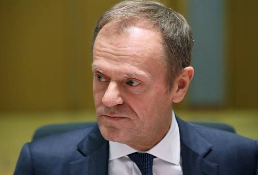 Watch live: EU chief Donald Tusk set to respond to May's Brexit extension request