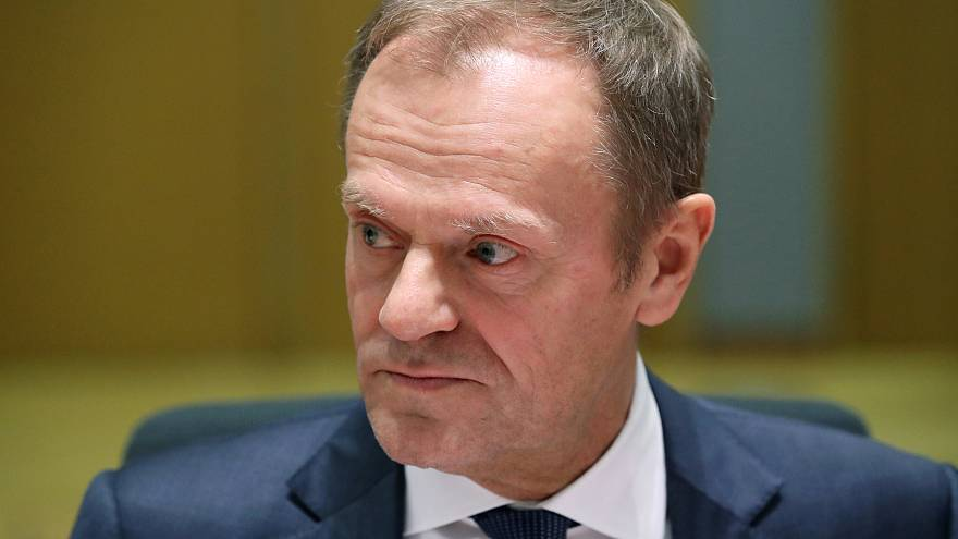 Brexit : Donald Tusk favorable à un report court, sous conditions