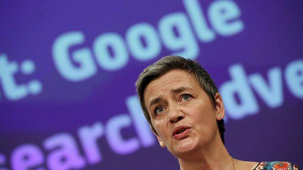 La Commissaire européenne chargée de la Concurrence Margrethe Vestager