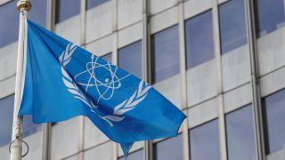 علم الوكالة الدولية للطاقة الذرية