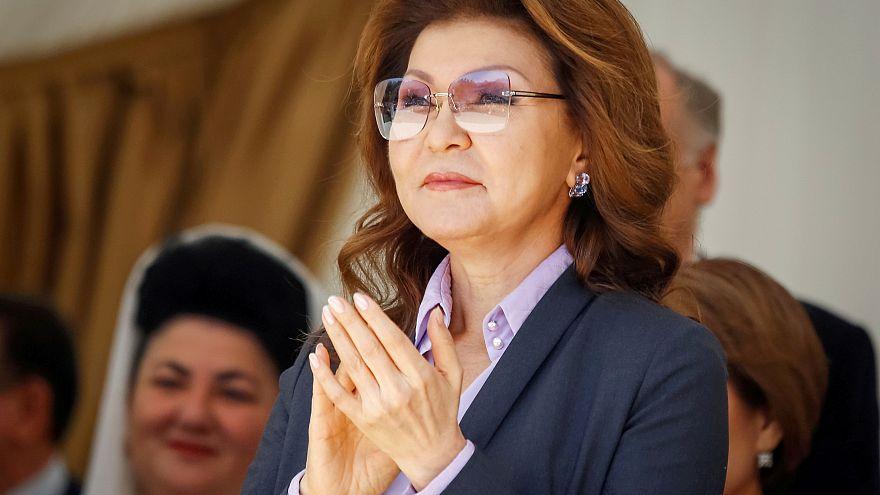Nazarbayev'in istifasının ardından senato sözcülüğüne seçilen kızı Dariga başkanlığa bir adım uzakta