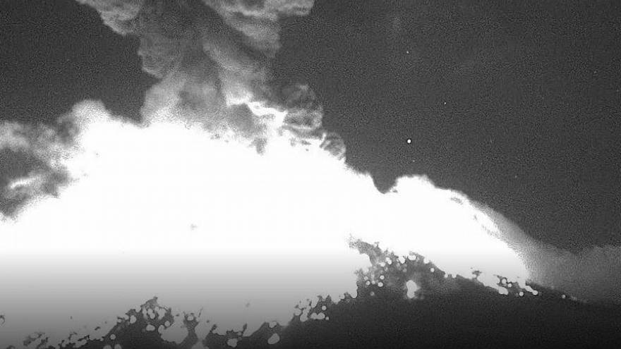 Watch: Mexican volcano sends plumes of ash in the air in powerful explosion