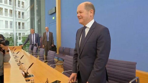 Governo alemão apresenta orçamento para 2020