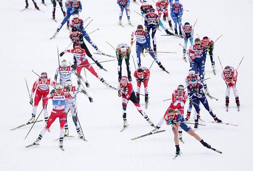 Avusturya: Nordic Dünya Kupası Kayak Şampiyonası