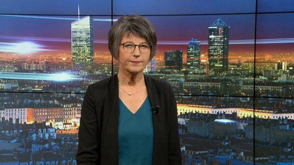 Euronews am Abend mit Anja Bencze: Karadzic-Urteil & Schulbus-Attacke