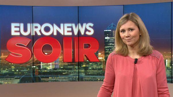Euronews Soir : l'actualité du 20 mars 2019