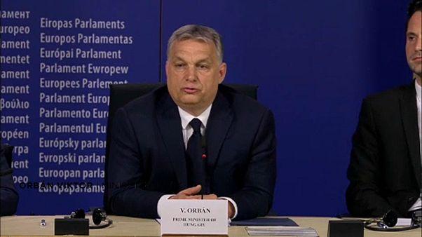 La droite européenne suspend le Fidesz