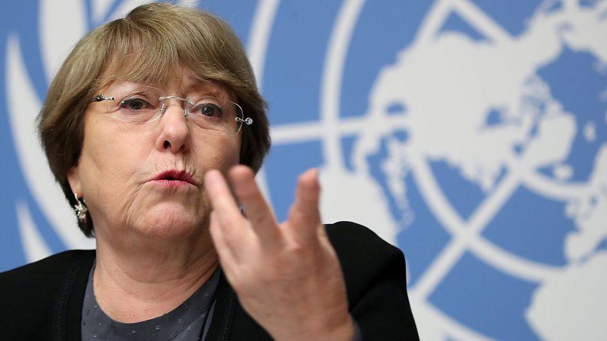 Venezuela-Onu, parziale cambio di opinione della Bachelet
