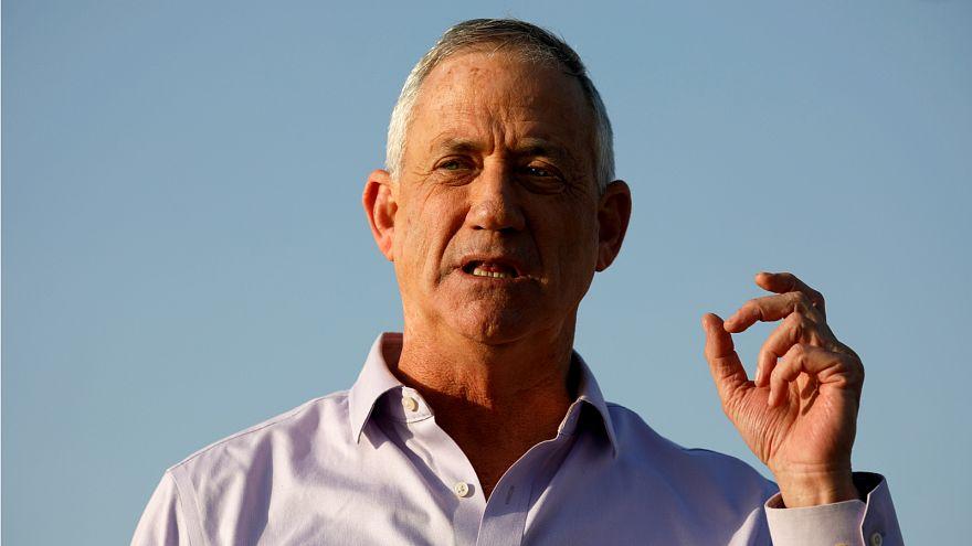 بيني غانتس منافس رئيس الوزراء الإسرائيلي في الانتخابات المقبلة