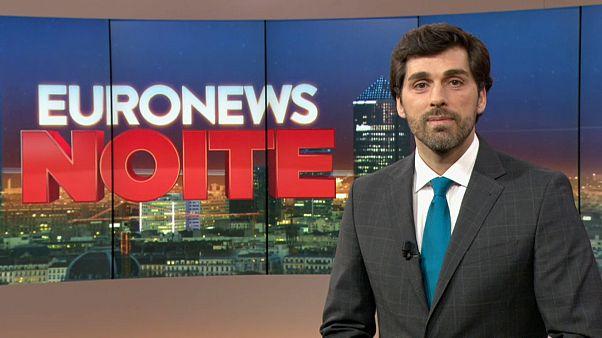 Euronews Noite 20.03.2019