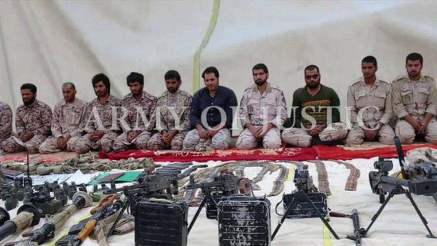 چهار مرزبان ایرانی ربوده شده در مرز پاکستان آزاد شدند