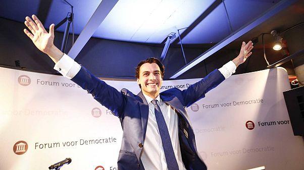Uttrecht saldırısı gölgesinde seçime giden Hollanda'da aşırı sağ FvD oylarını artırdı
