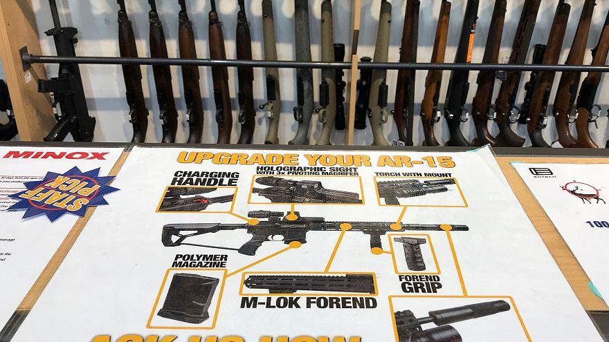Νέα Ζηλανδία: Απαγόρευση πωλήσεων ημιαυτόματων όπλων και τουφεκιών