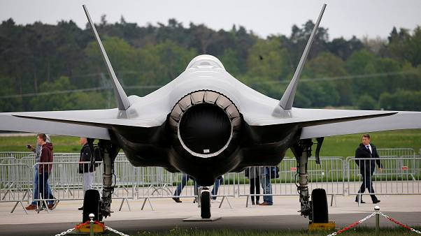 أمريكا قد توقف تسليم مقاتلات إف-35 لتركيا