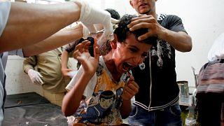Υεμένη: Οκτώ παιδιά σκοτώνονται ή τραυματίζονται κάθε ημέρα