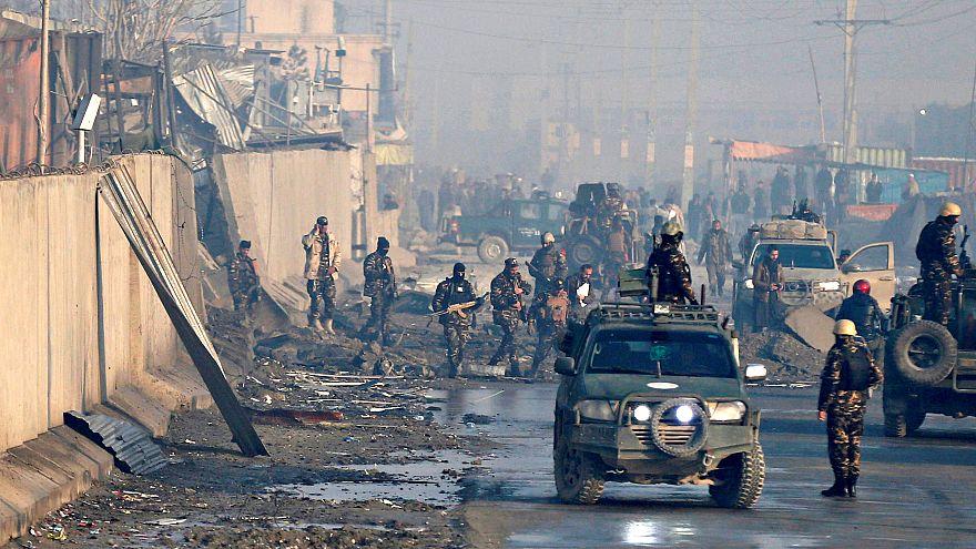 انفجارات بالعاصمة الأفغانية تزامنا مع الاحتفالات بعيد النيروز