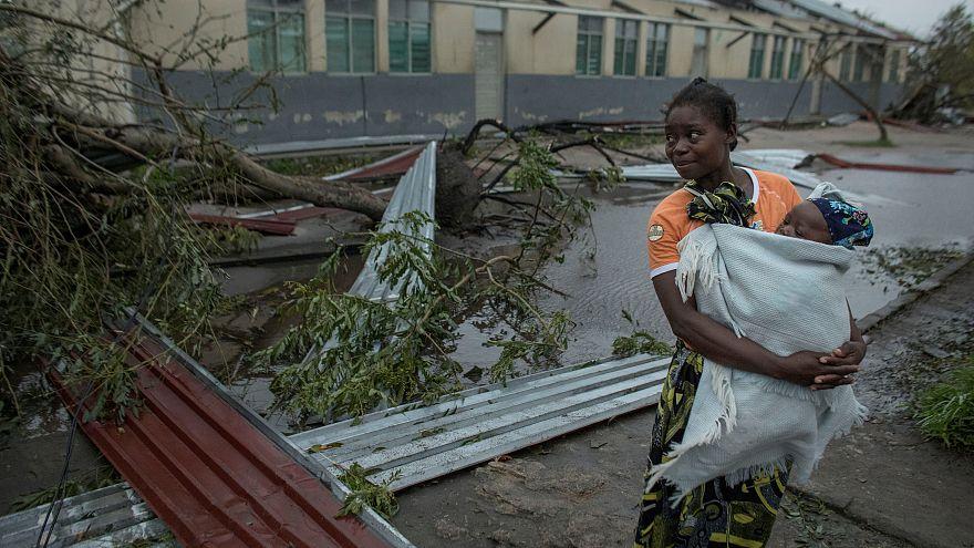 Τραγωδία στη Μοζαμβίκη λόγω του κυκλώνα Ιντάι