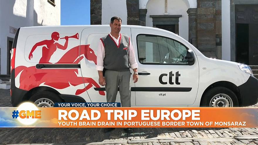 Road Trip Europe Day 4 - Alentejo: Eastern Portugal's brain drain
