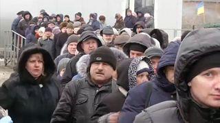 Ukrajna 848 orosz magánszemélyt vont szankció alá