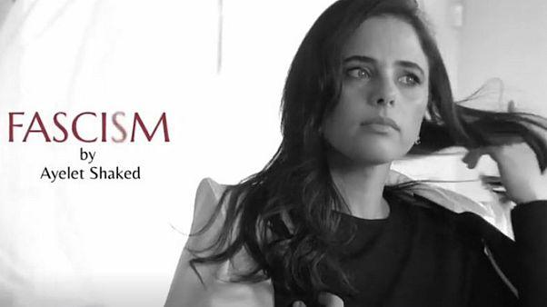 تبلیغ درباره عطر با محوریت فاشیسم در اسرائیل