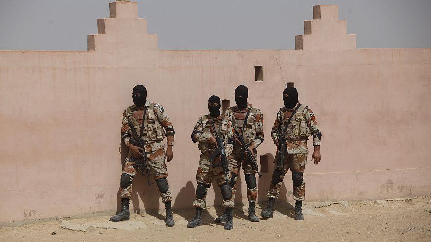 نیروهای ویژه ارتش پاکستان