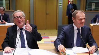 Der Brexit-Gipfel eine Woche vor dem 29.3. - Einzelheiten und Updates