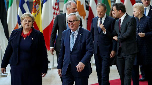 Hoy en Bruselas la economía reemplaza al Brexit en la cumbre de la UE