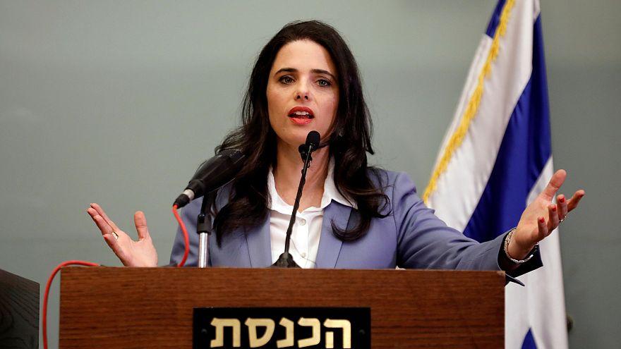 Israele: la ministra e il profumo 'fascismo', spot elettorale choc