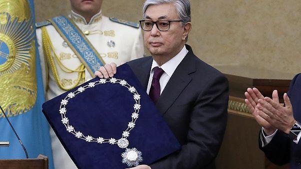 جومارت توكاييف رئيس كازاخستان الجديد