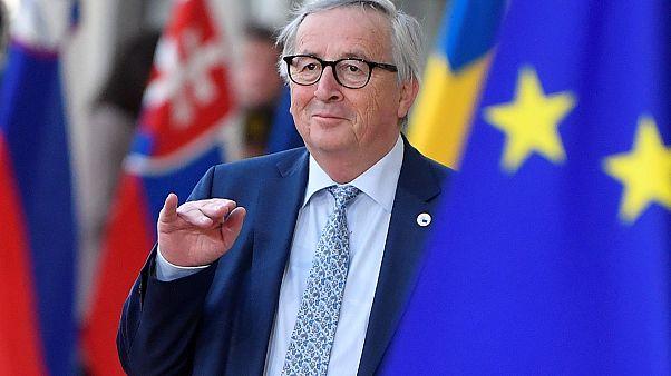 Cumbre de líderes europeos para decidir si conceden una prórroga al Brexit