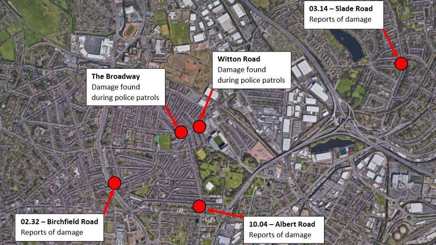 Five mosques vandalised in Birmingham | #TheCube