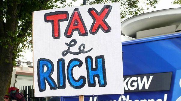 OECD raporu: İnsanların çoğu zenginlerin daha fazla vergi ödemesini istiyor