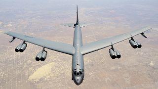 روسیه: پرواز بمبافکنهای بی.۵۲ آمریکا در مرز ما تنشزا است
