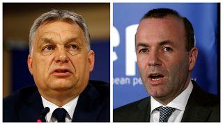 Mintha más filmet néztek volna - összehasonlítottuk Weber és Orbán szavait
