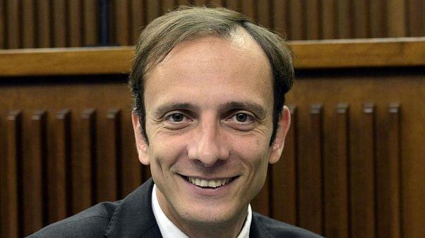 Massimiliano Fedriga von der Lega-Partei