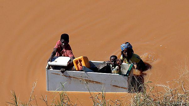 Portugal schickt Rettungskräfte nach Mosambik