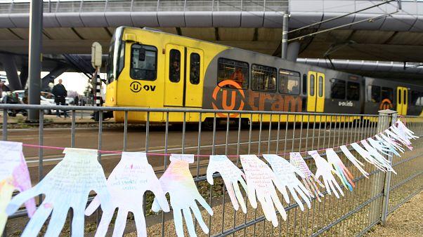 Schüsse in der Straßenbahn: Verdächtiger von Utrecht gesteht