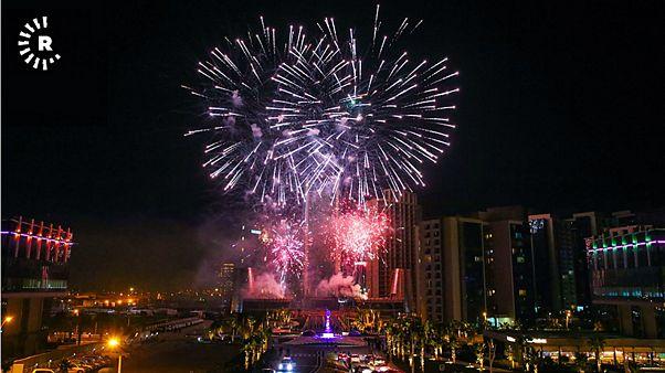 برگزاری جشن نوروز در اقلیم کردستان عراق