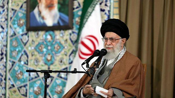 علی خامنهای: اروپاییها عملا از برجام خارج شدهاند