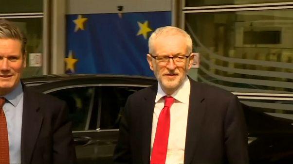 Corbyn determinado em evitar ausência de acordo