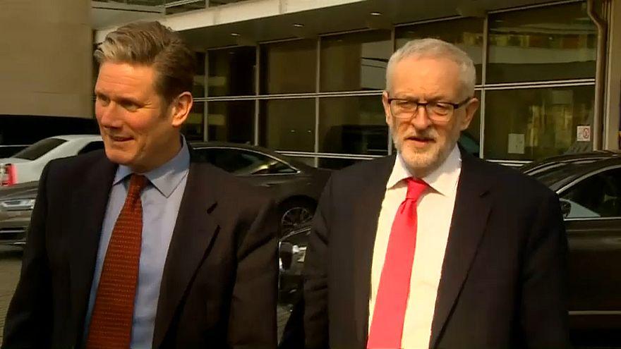 Corbyn: Gegenverhandlungen in Brüssel