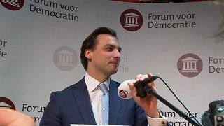 """""""Gegen Klima-Unsinn"""": Wilders (55) von Baudet (36) rechts überholt"""