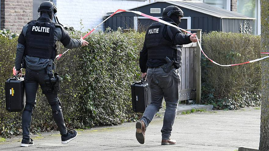 هولندا: التحقيقات الأولية تؤكد فرضية الدافع الإرهابي لمسلح أوتريخت