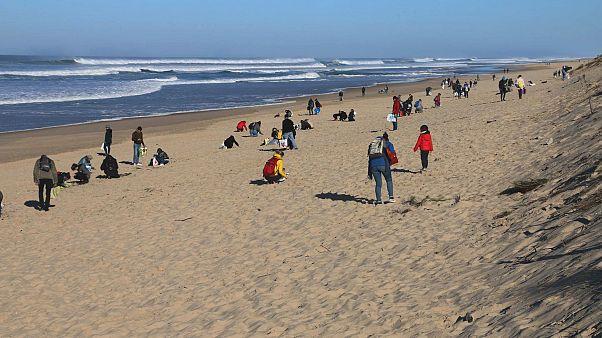Ocean Initiatives: la gran limpieza de las playas europeas cumple 25 años
