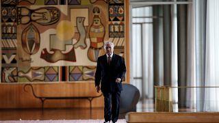 L'ex-président du Brésil, Michel Temer, arrêté pour corruption.