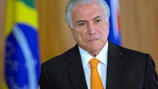 Brezilya: 'Car Wash' yolsuzluk operasyonları kapsamında eski Devlet Başkanı Temer tutuklandı