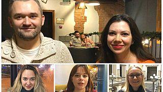 Yabancıyla evlenen Ukraynalı kadın sayısı ikiye katlandı; Türk eş fikrine nasıl bakıyorlar?