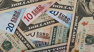 Swap hamlesi işe yaramadı Dolar, Euro yükseldi borsa düştü